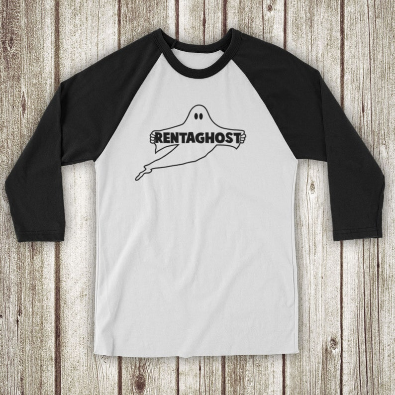Rentaghost Baseball Raglan Shirt