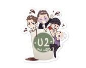 U2andcoffee | stickers