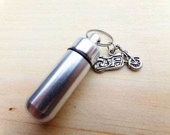 Ashes Funerals Pet Urn Memorial Moon And Star Cremation Urn Keychain Or Necklace
