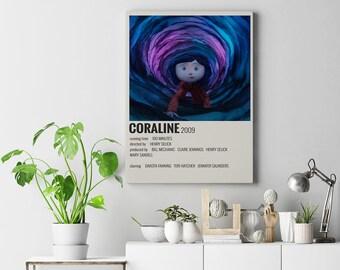 Coraline Decor Etsy