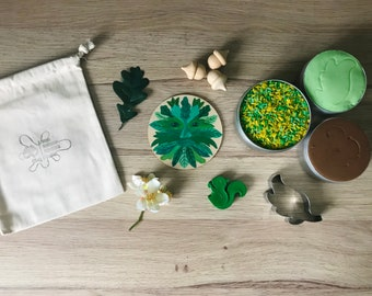 The Green Man: Summer Woodland Play Pack