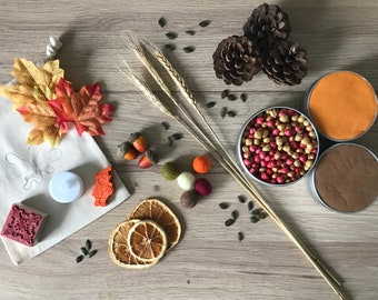 Autumn Elf Messy Play Pack
