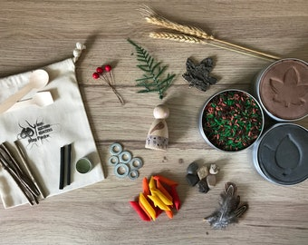 Prehistory Messy Play Pack