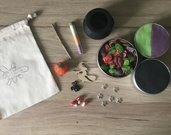 Witch's Brew Messy Play Pack