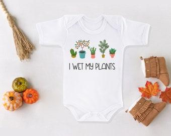 Baby Bodysuit Vegan Gift Birthday Gift Baby Vest Organic Cotton Baby Shower Vegan Babygrow Vegan Baby Baby Romper Plant Based Baby