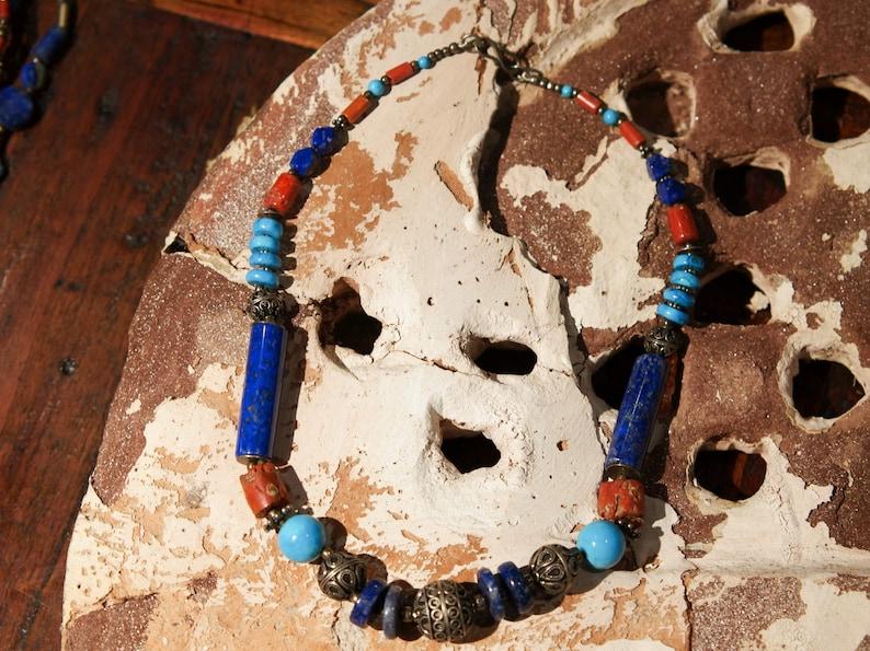 Nepal ak22 necklace