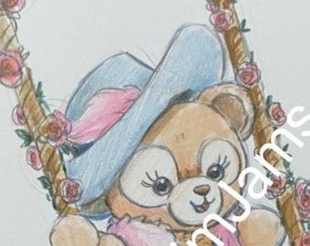 Original Artwork - Shellie Beara