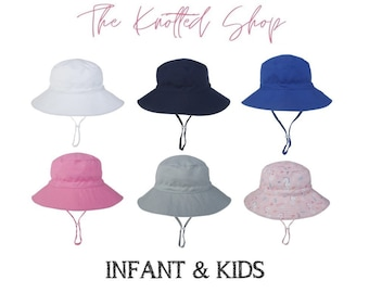 Infant and Kids Sun Hats