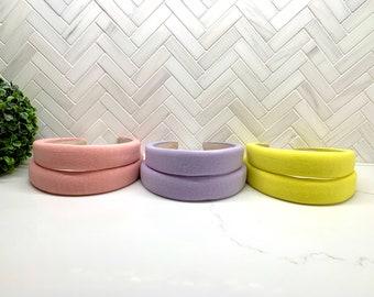 Sponge Puff Headband