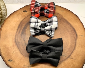 Father & Son Matching Bow Ties