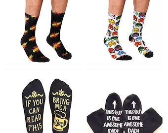 Mens Socks-Father's day Gift