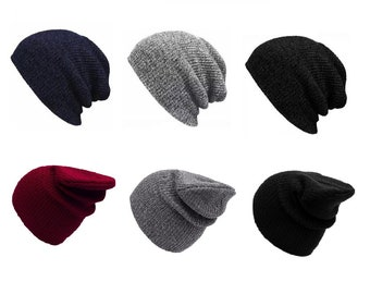 Adult Knit Beanies