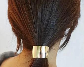 Metal Hair Tie Elastic Clip