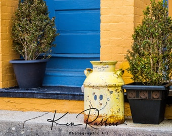 Beautiful matted photo - Smile!