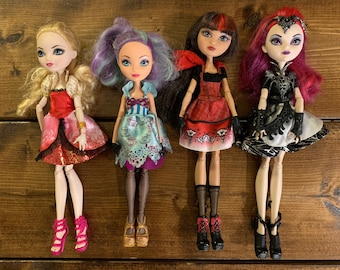 Ever After High First Chapter CA Cupid Nude Doll /& Clothes You Pick
