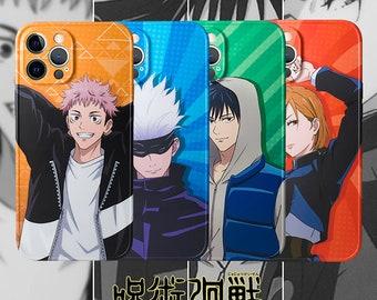 Anime Phone Case iPhone, Cool Anime Phone Case, Anime Gifts, Anime Stuff
