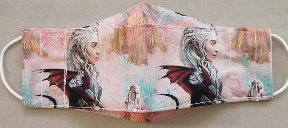 GOT Facemask Khaleesi