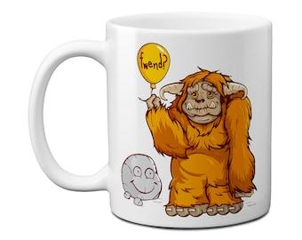 Labyrinth Ludo's Childhood Friend Mug