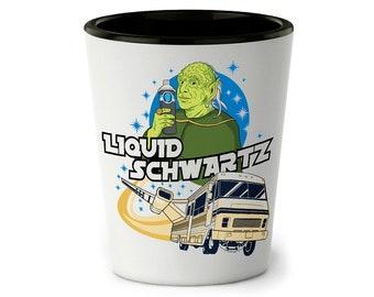Spaceballs Liquid Schwartz Shot Glass