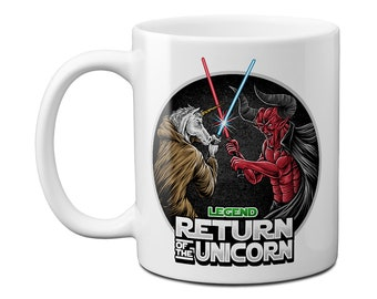 Legend - Return of the Unicorn