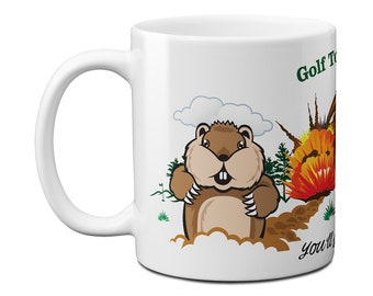 Caddyshack Bushwood Golf Tournament Champion Cup