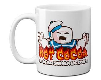Hot Cocoa and Marshmallows Mug