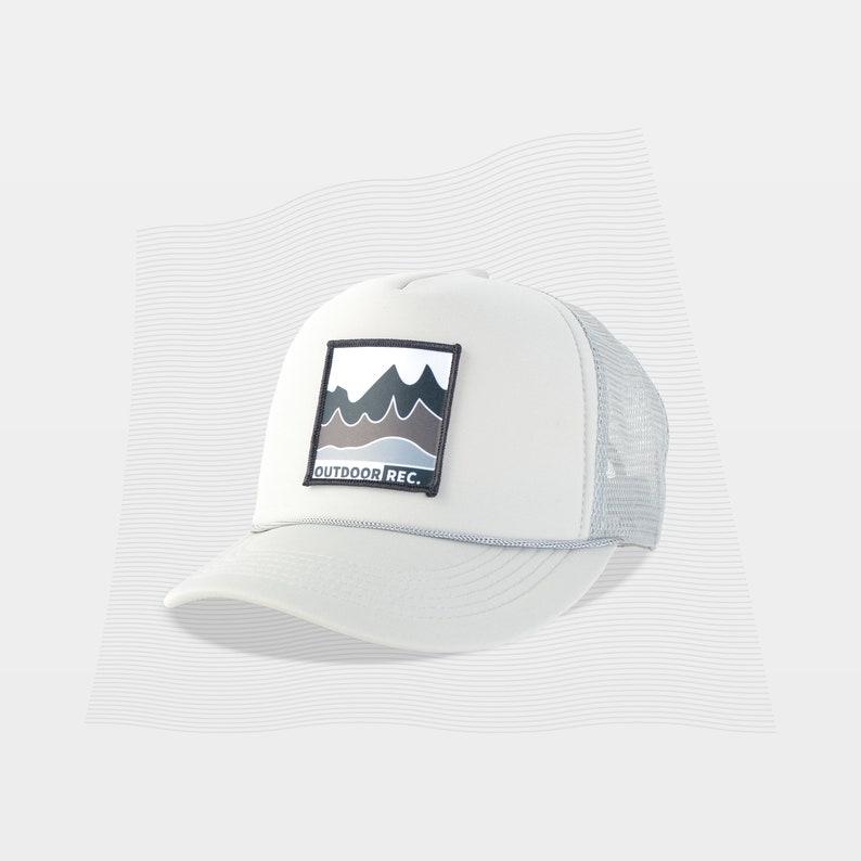 Outdoor Rec Logo Patch Trucker Hat