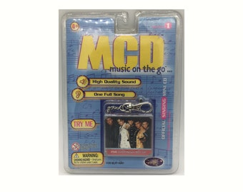 FIVE  - Official MCD Music On The Go... Everybody Get Up NOS 1999 Yaboom