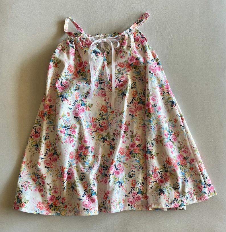 Pillowcase dress size 6