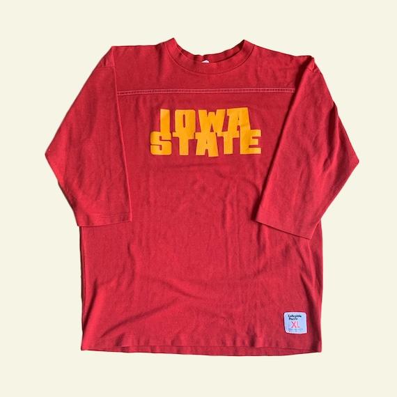 Vintage Iowa State T-Shirt - Iowa State tshirt - I