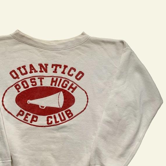 1950s Champion Sweatshirt - Running Man Champion … - image 3