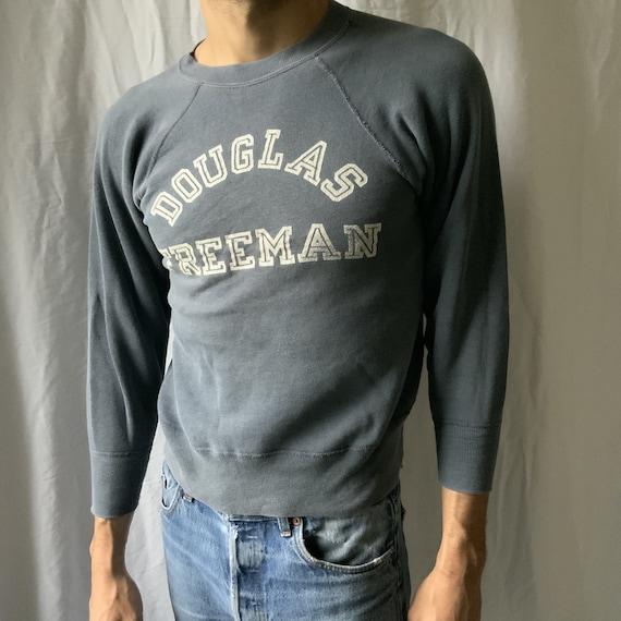 1950s Douglas Freeman Sweatshirt - 50s Sweatshirt