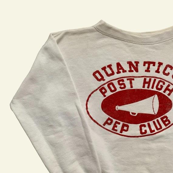 1950s Champion Sweatshirt - Running Man Champion … - image 6
