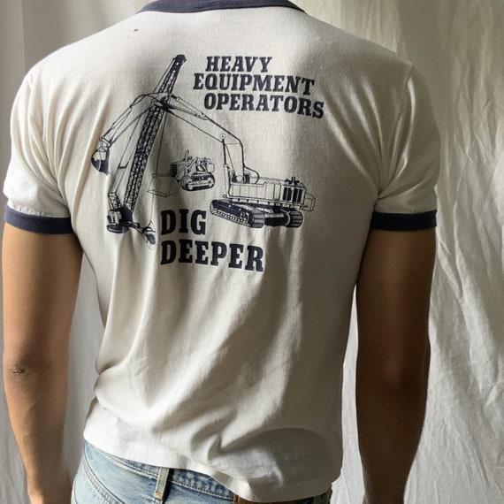 Vintage Ringer T-Shirt - Vintage ringer t-shirt -