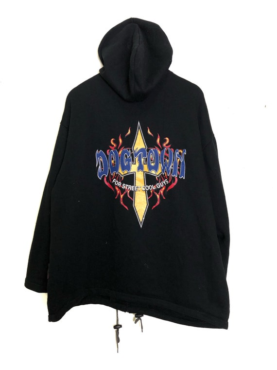 Cross Fire Dogtown Hoodies