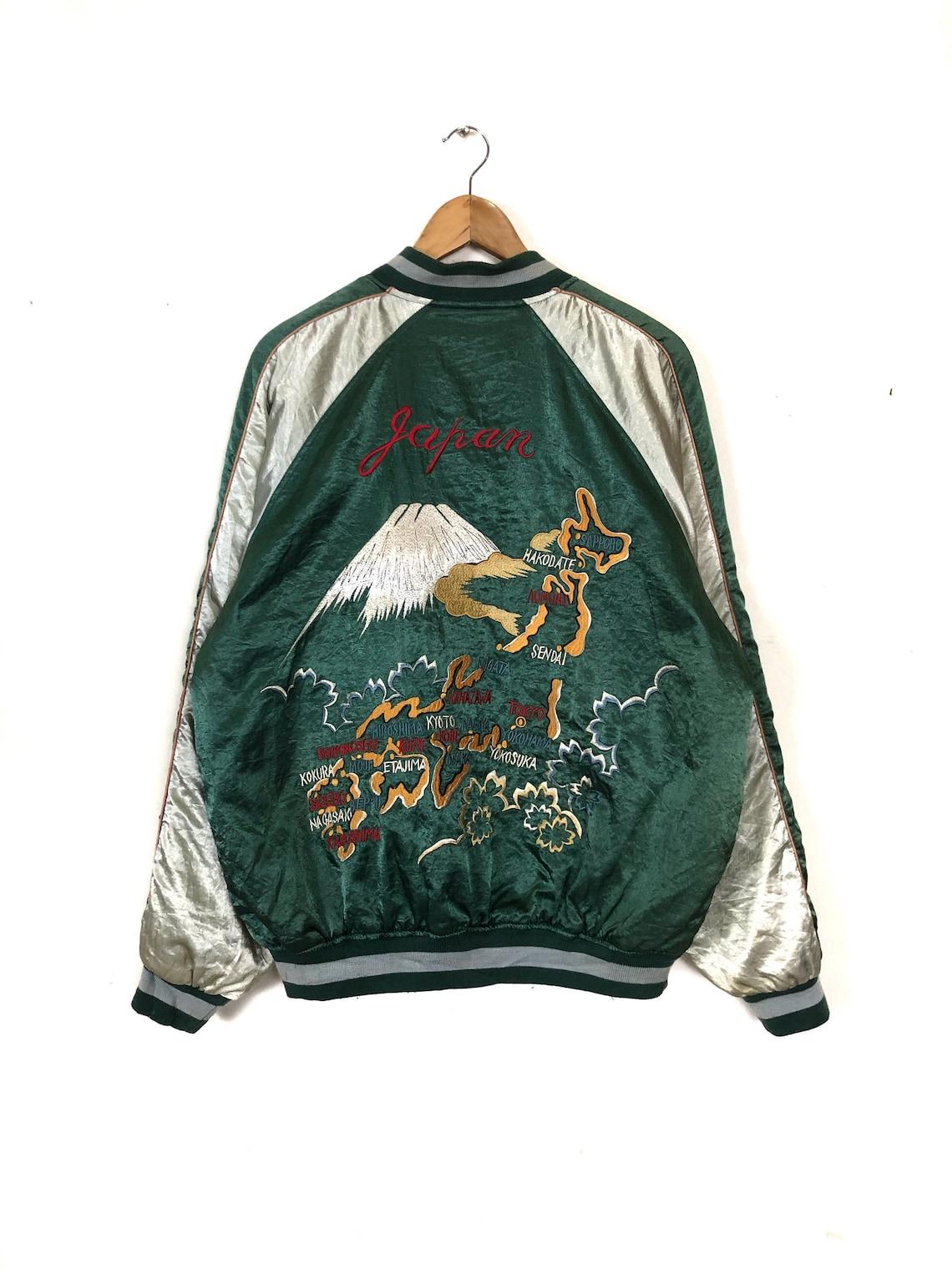 Vintage Yokosuka Sukajan Jacket