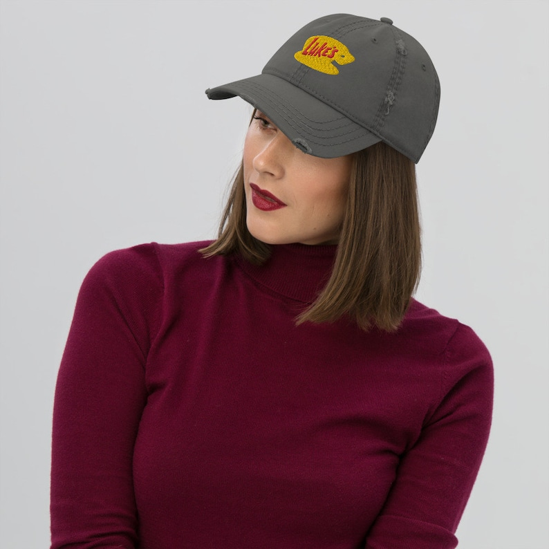 Luke/'s Diner Gilmore Girls Embroidered Dad Hat Distressed 4 Colors Available
