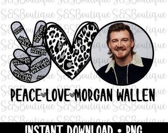 Morgan Wallen Etsy