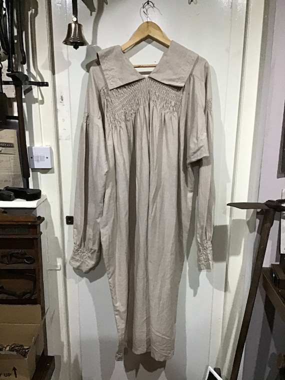 Shepherds Sunday Best Smock