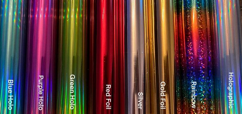 Resin Art| Resin Insert Mystery A4 sheet| Foiling Foil Insert Resin Inclusion
