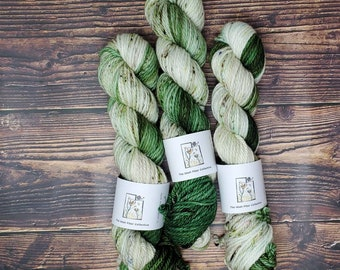 Utah Fiber Collective - Snow in the Mountains - Argentino Bulky Weight
