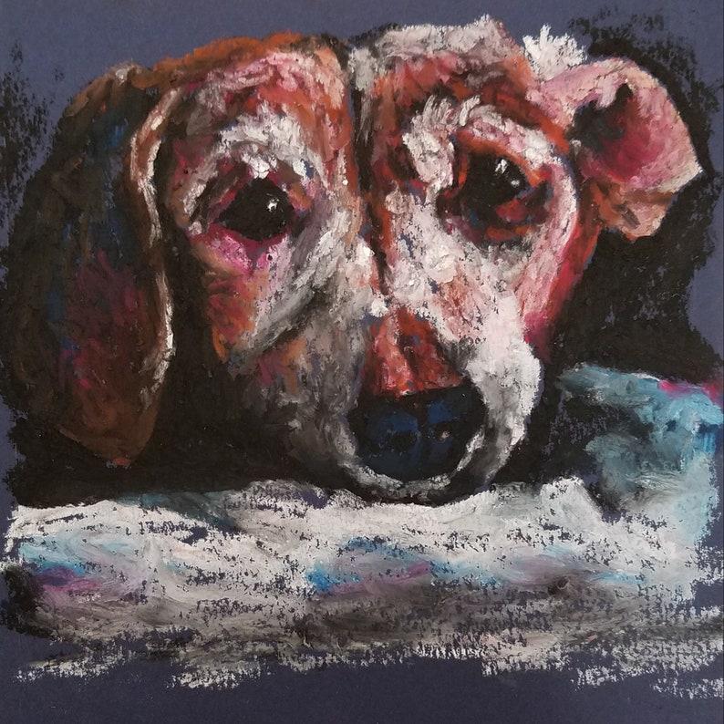 CUSTOM artwork of animals