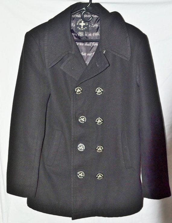 ULTRA RARE The Boondock Saints Pea coat