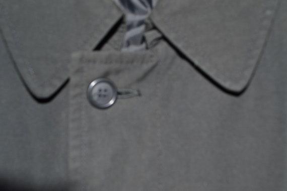 Vintage Black Long Coat - image 4