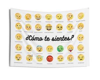 El Tapiz de las Emociones (The Emotions Tapestry) (Spanish)