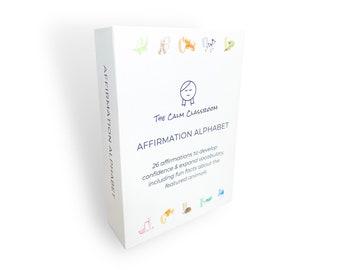 Affirmation Alphabet