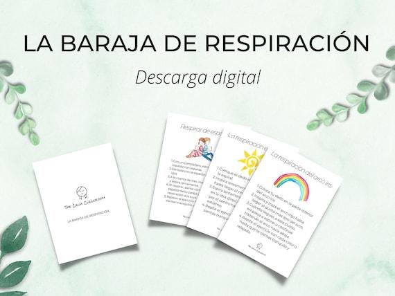 La Baraja De Respiración (DESCARGA DIGITAL)