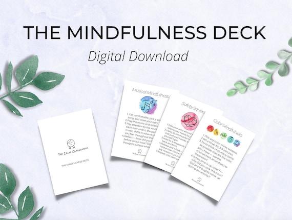 The Mindfulness Deck (DIGITAL DOWNLOAD)