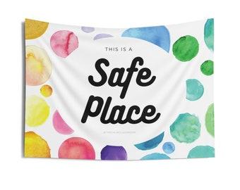 Safe Space Tiny Tapestry