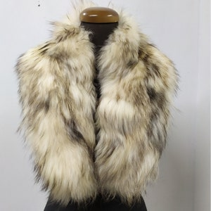 coat winter accessories Finn Raccoon high quality fur collar Light Green color